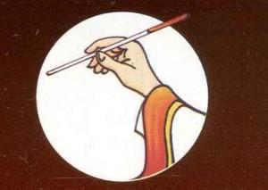 Comment bien manger avec des baguettes chinoises - Comment tenir des baguettes chinoises ...
