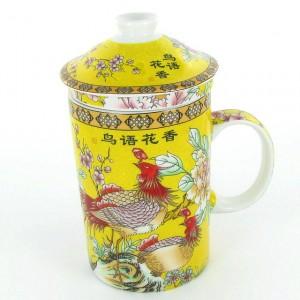 Des tisanières infuse thé pour la Saint Valentin