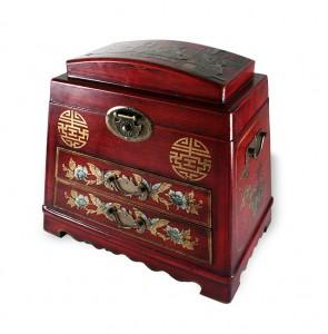 une boite bijoux comme cadeau pour la f te des m res. Black Bedroom Furniture Sets. Home Design Ideas
