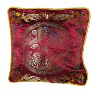 Une housse de coussin comme cadeau pour Noël 2010