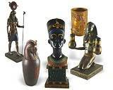 OBJETS ET DECORATION EGYPTIENNE