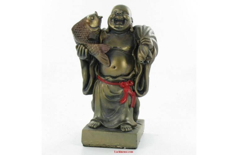 BOUDDHA RIEUR FENG SHUI