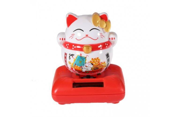 CHAT MANEKI NEKO DESIGN HELLO KITTY