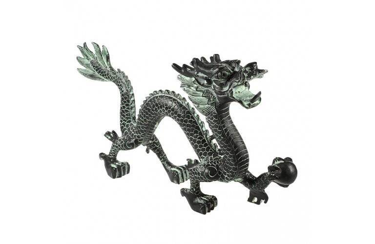 DRAGON IMPERIAL CHINOIS ANTIQUE