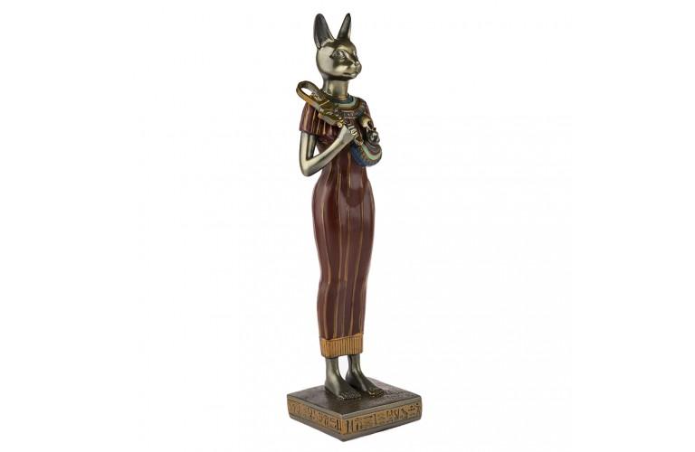 STATUETTE EGYPTIENNE DEESSE BASTET