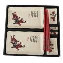 Service à Sushis Japonais Pour 2 Personnes