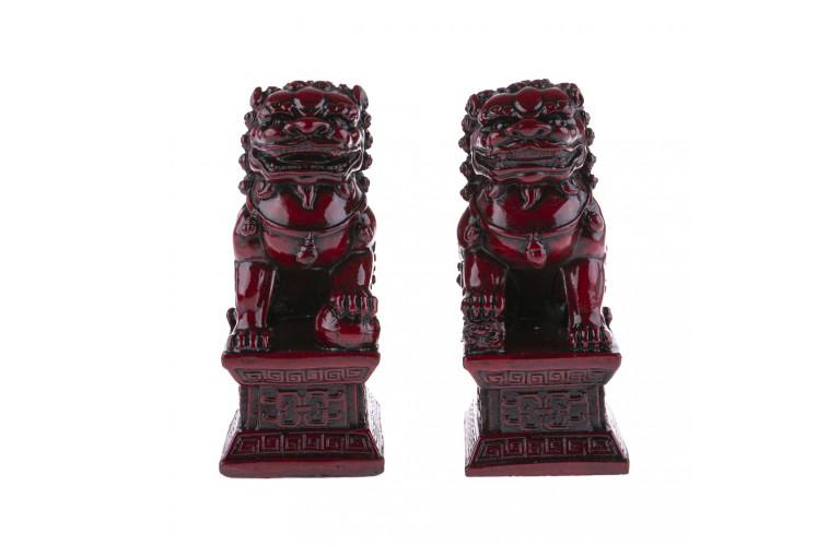 GRANDS LIONS FO GARDIENS FENG SHUI