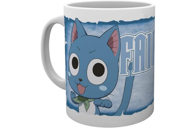 """MUG JAPONAIS - Fairy Tail """"Happy"""""""