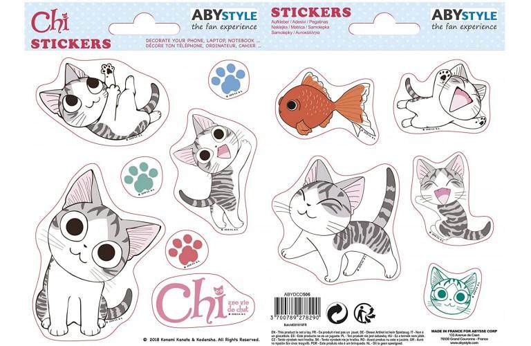 STICKERS CHI - Le Chat Japonais