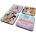 DESSOUS DE VERRE - Manga Sailor Moon