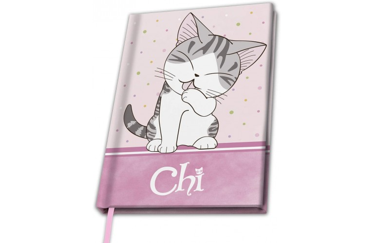 "CAHIER ""CHI"" - Format A5 - 21,7 cm x 15,5 cm"