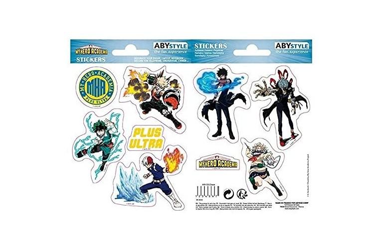 STICKERS JAPONAIS - Manga My Hero Academia