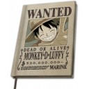 """CAHIER """"ONE PIECE"""" - Format A5"""