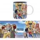 """MUG JAPONAIS- Manga One Piece """"L'équipage de Luffy"""""""