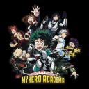 "SAC DE SPORT ""MY HERO ACADEMIA"" - Manga Japonais"