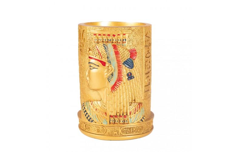 POT A CRAYONS EGYPTE