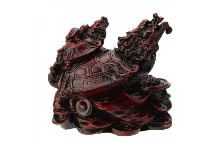 DRAGON TORTUE FENG SHUI