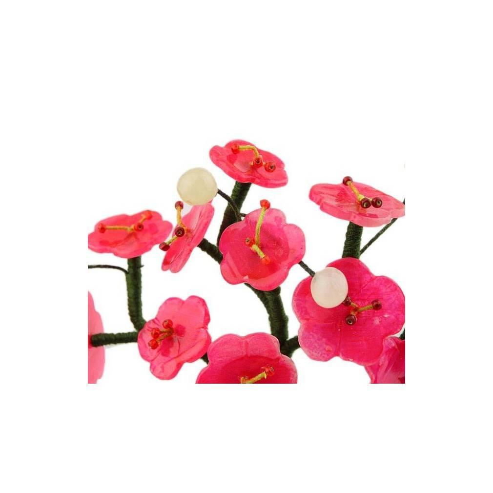 Arbre japonais fleurs de cerisier beaut et harmonie ebay - Arbre japonais rose ...