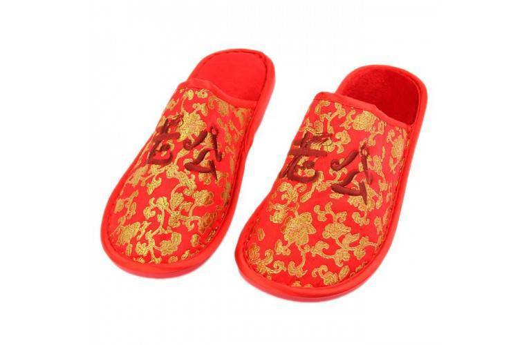 VERITABLES CHAUSSONS CHINOIS