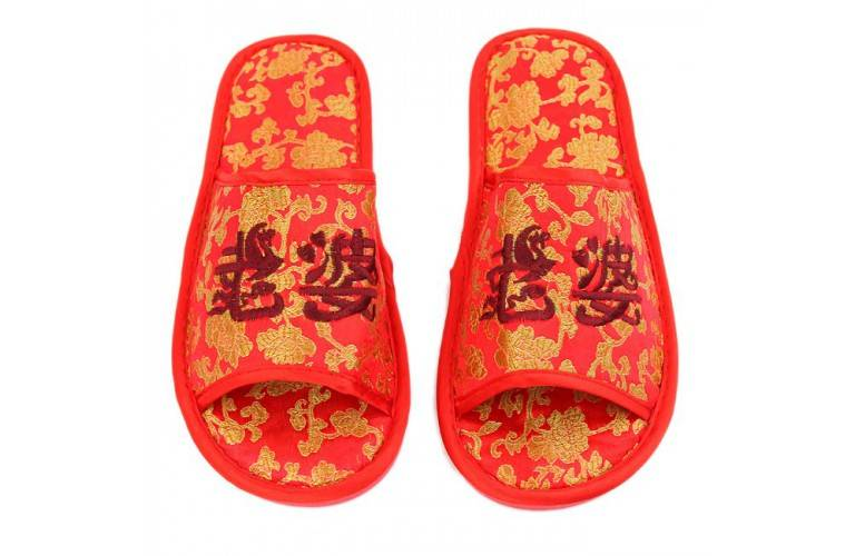CHAUSSONS CHINOIS VERITABLES