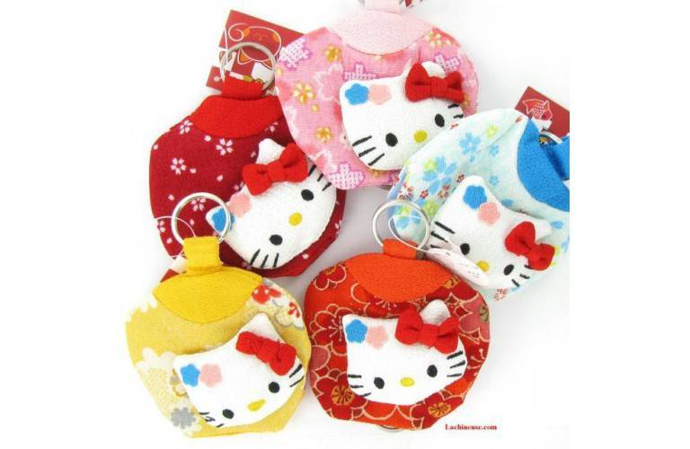 PORTE CLES HELLO KITTY