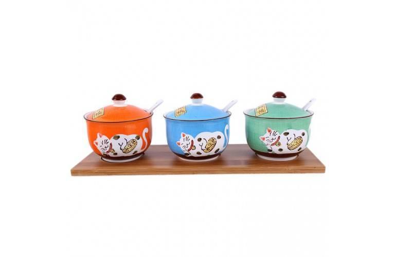 3 MINI-COCOTTE Design Japonais