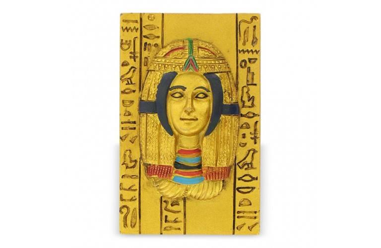 MAGNET EGYPTIEN REINE CLEOPATRE