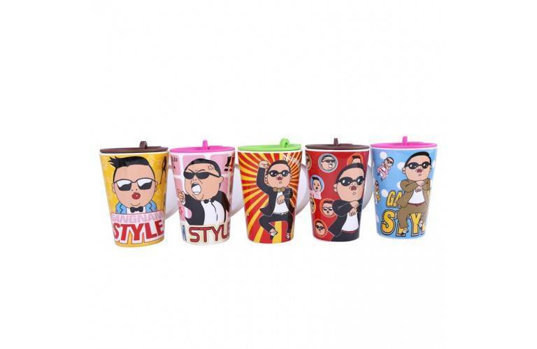 MUG Collection PSY Avec Couvercle