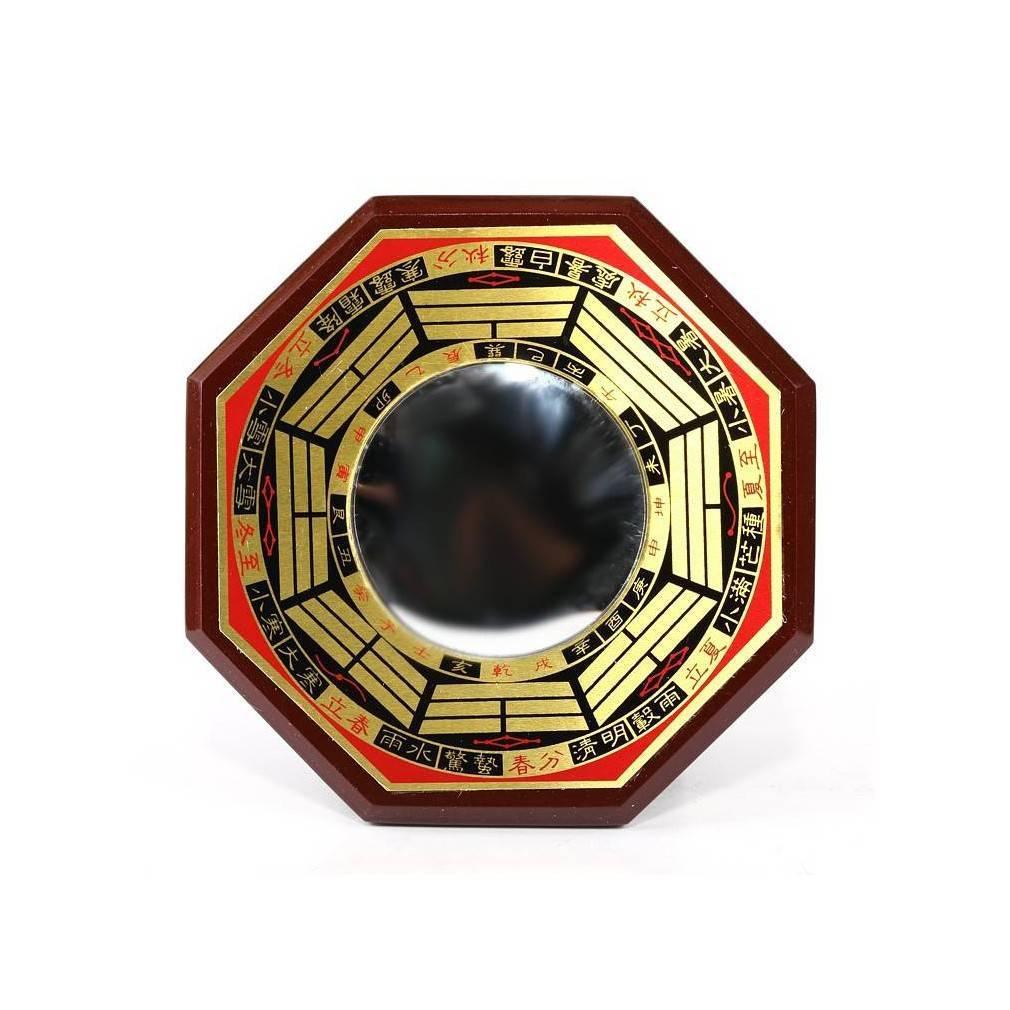 bagua miroir feng shui concave ou convexe au choix bloquand le mal. Black Bedroom Furniture Sets. Home Design Ideas