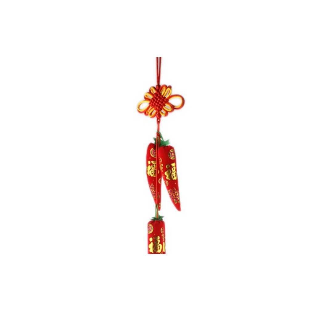 piment rouge g ant pr sent en pendentif pour attirer tous les bonheurs dans la maison selon. Black Bedroom Furniture Sets. Home Design Ideas
