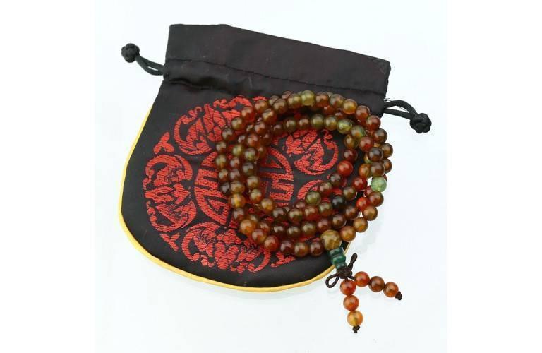MALA BOUDDHISTE 108 perles