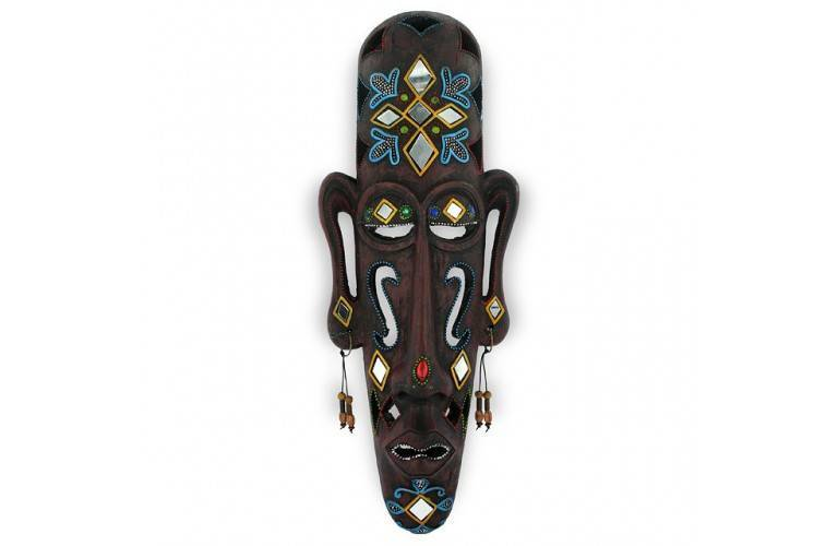 MASQUE DECORATION AFRICAINE
