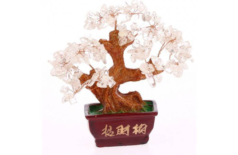 ARBRE TRADITIONNEL en CRYSTAL