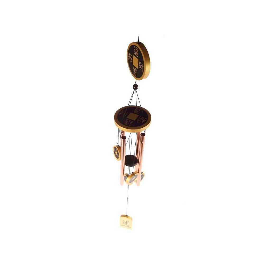 carillon pi ces feng shui chance et fortune ebay. Black Bedroom Furniture Sets. Home Design Ideas
