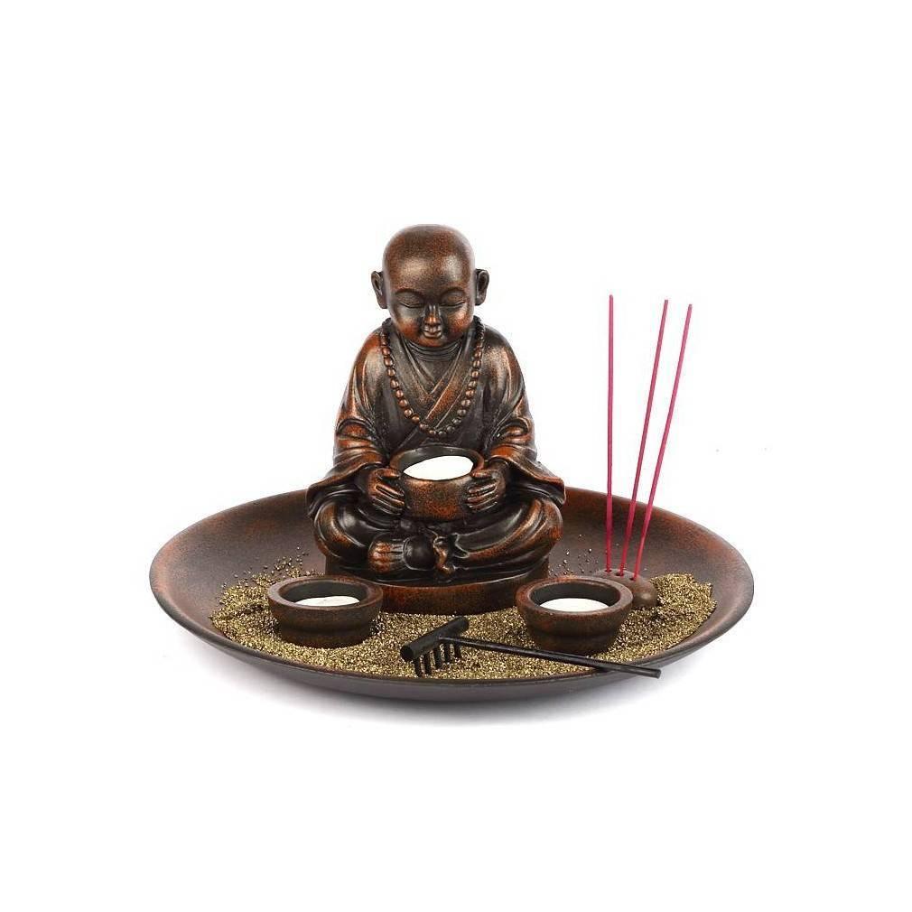 Bonze grand jardin zen for Grand jardin zen