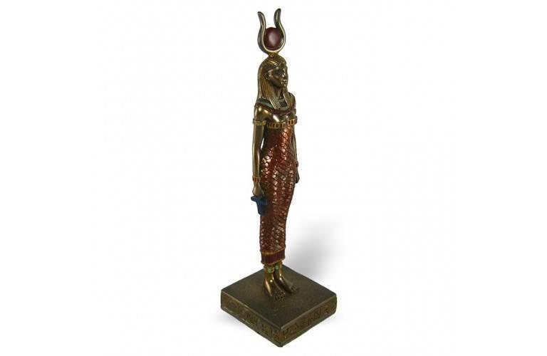 STATUETTE EGYPTIENNE NEBETHETEPET ou HATHOR