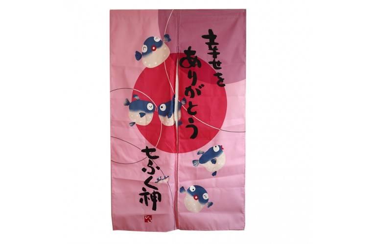 NOREN JAPONAIS TRADITIONNEL