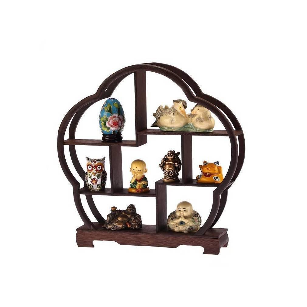 Meuble chinois miniature se pr sentant sous la forme d 39 une for Meubles domon lachine