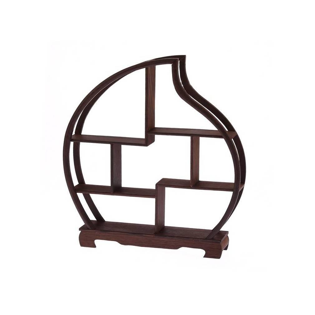 Petit meuble chinois se pr sentant sous la forme d 39 une for Meubles domon lachine
