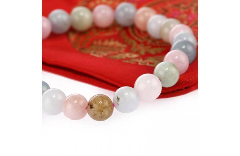 BRACELET Perles de Béryl