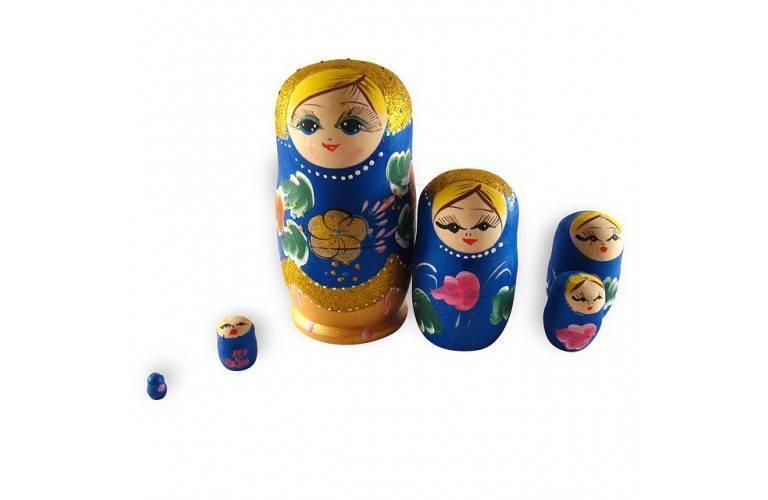 POUPEE RUSSE MATRIOCHKA ORIGINALE