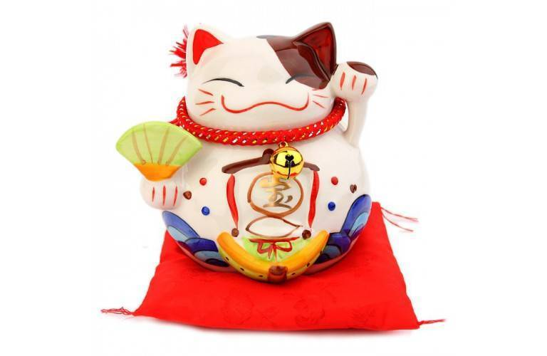 CHAT JAPONAIS MANEKI NEKO