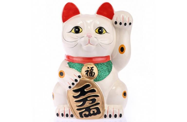 CHAT MANEKI NEKO de TRADITION