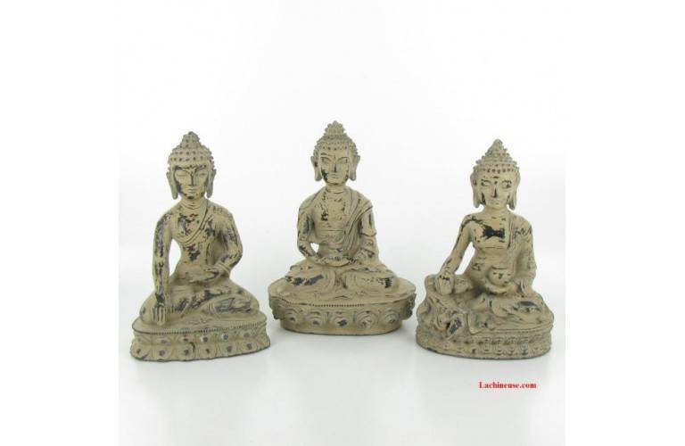 3 BOUDDHAS MEDITATION