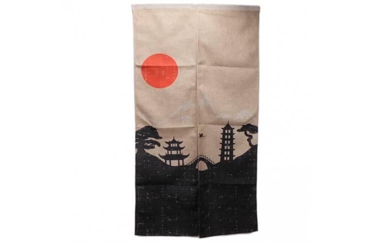 NOREN JAPONAIS - SOLEIL LEVANT