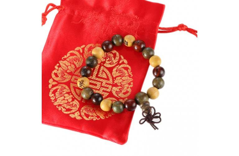 BRACELET TRADITIONNEL BOUDDHA