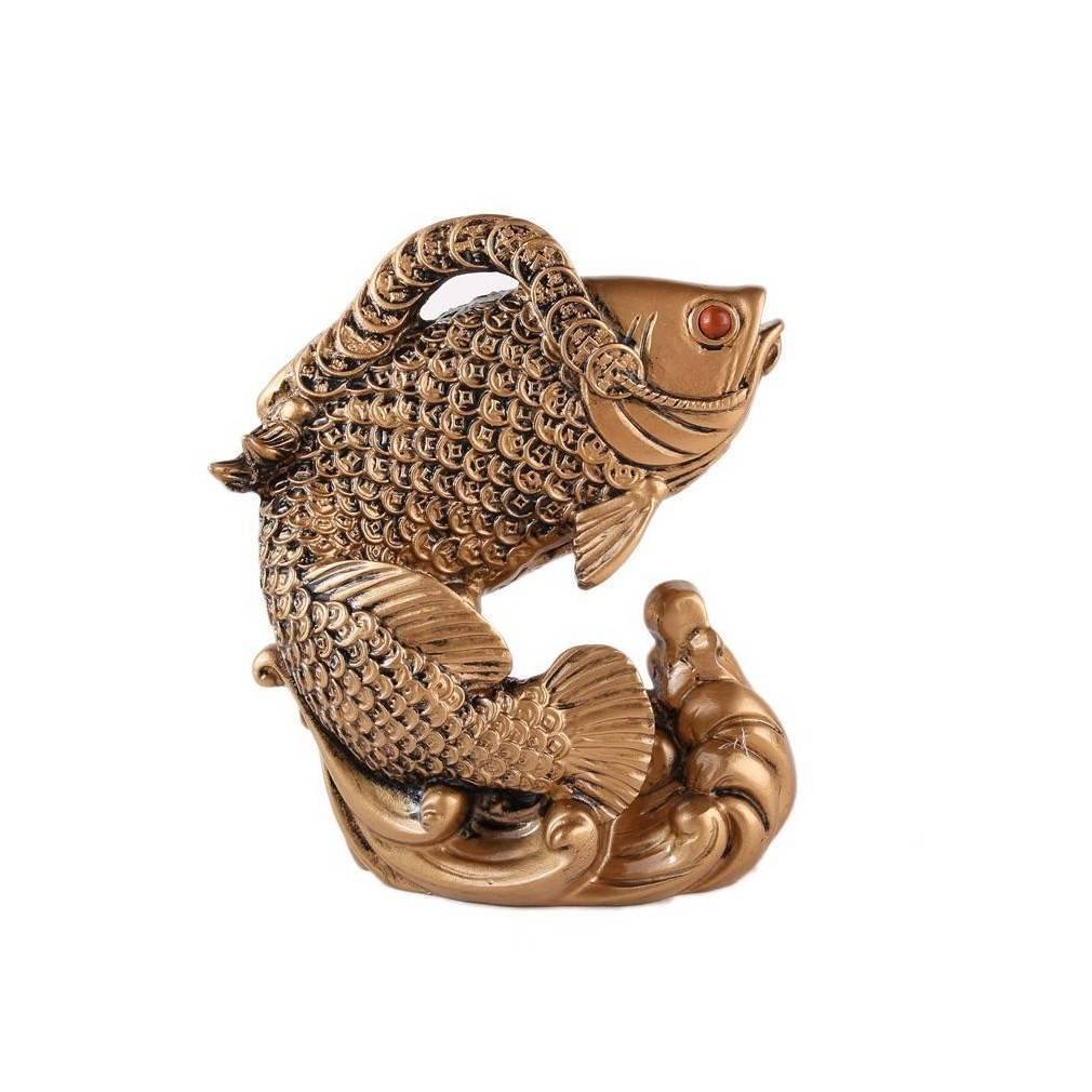 Bouddha Rieur Signification Position poisson feng shui - arowana