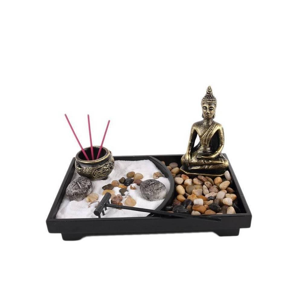 Un jardin zen qui s duira les amateurs d 39 ambiance asiatique ou japonaise dans leur maison - Decoration japonaise pour jardin ...