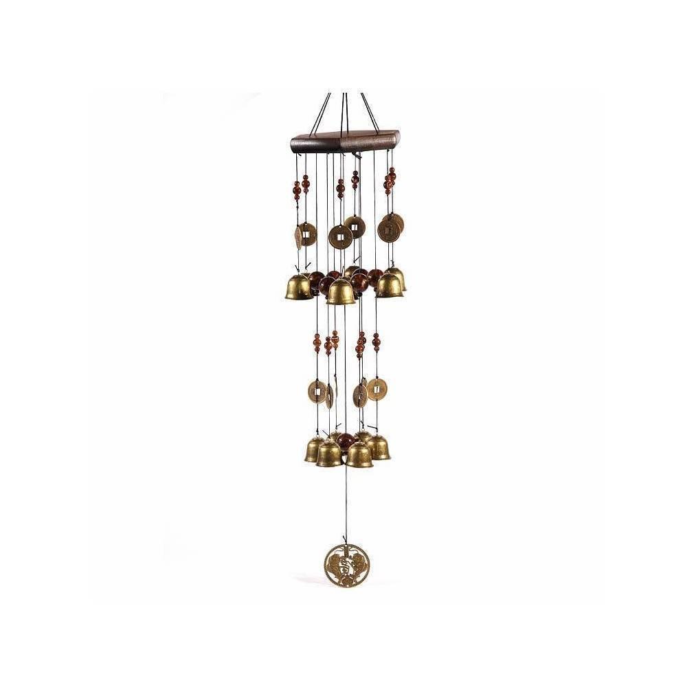 carillon feng shui richesse et fortune ebay. Black Bedroom Furniture Sets. Home Design Ideas