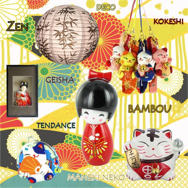 Des id es de cadeaux du japon et des d corations for Decoration japonaise